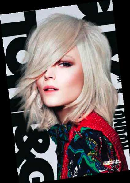 The Hair Hub educatie foto Toni&Guy