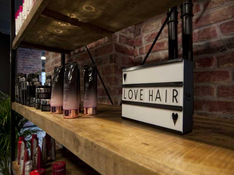 The Hair Hub concept